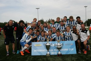Winnaar 2015 U19 Odense BK (DK)