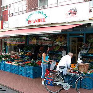 Supermarket Istanbul